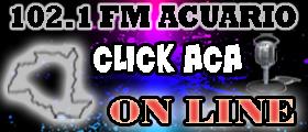 Esta escuchando FM ACUARIO 102